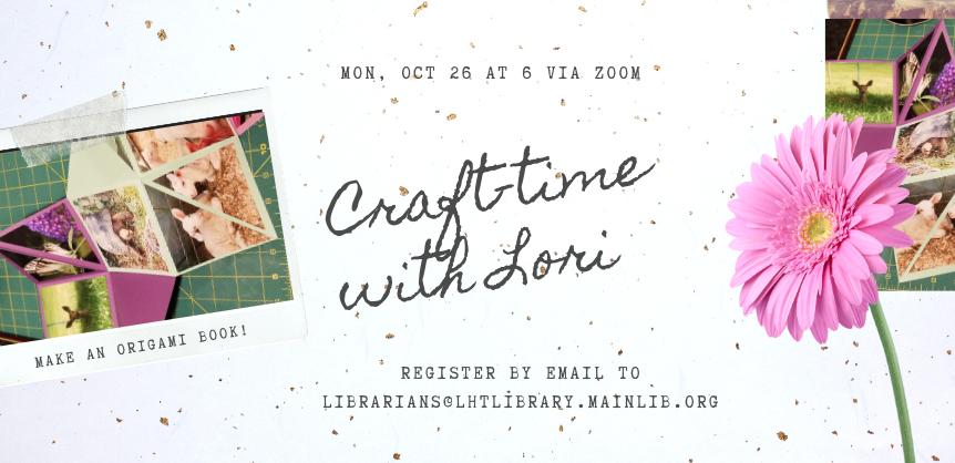 Crafting with Lori
