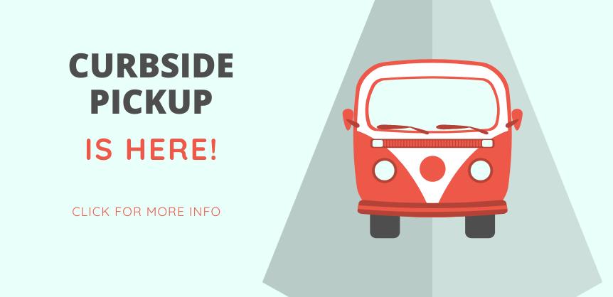 Curbside Pickup June 22